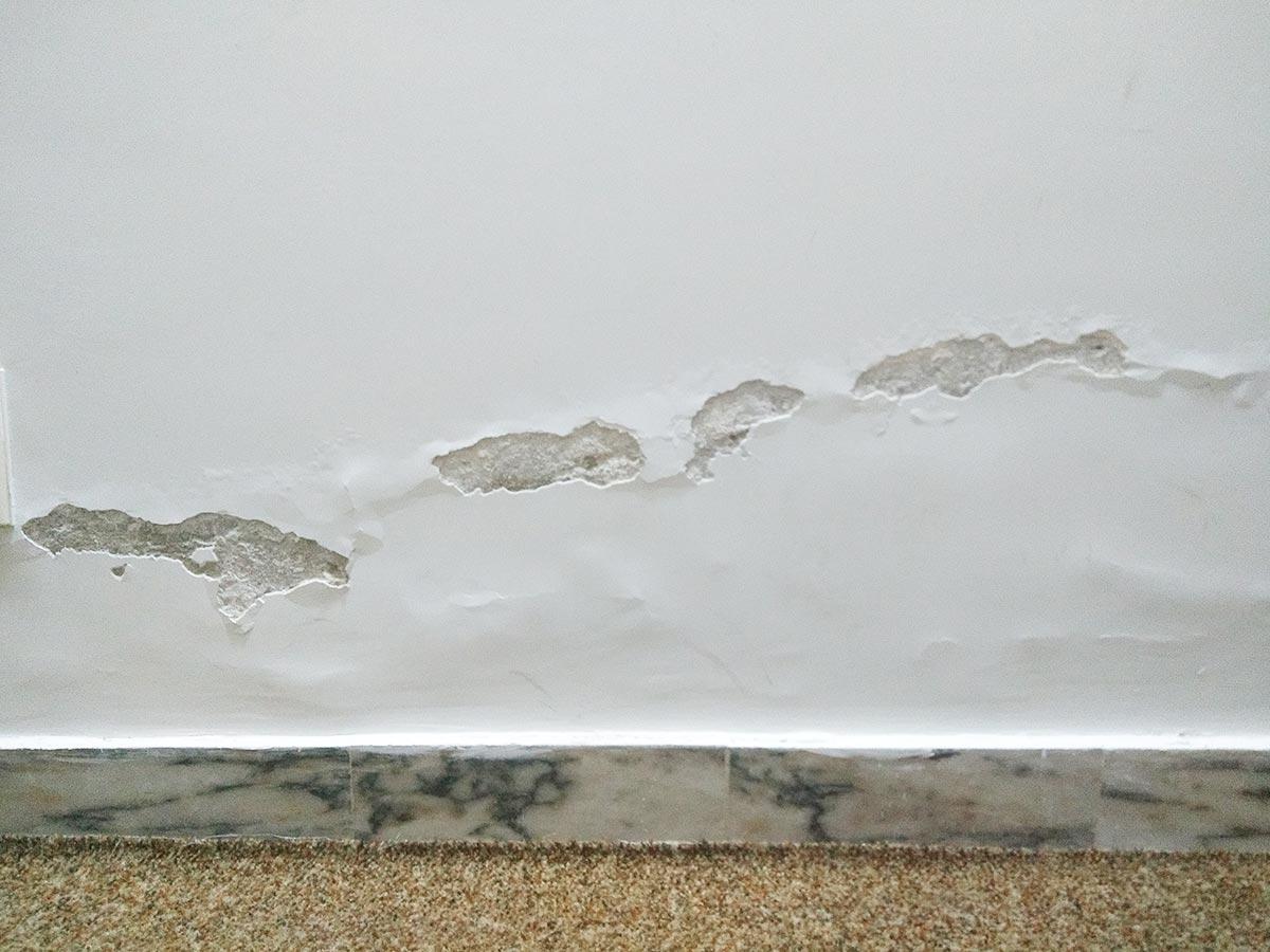 Umidita Di Risalita Come Risolvere umidità di risalita: rimedi e soluzioni - marketcolor